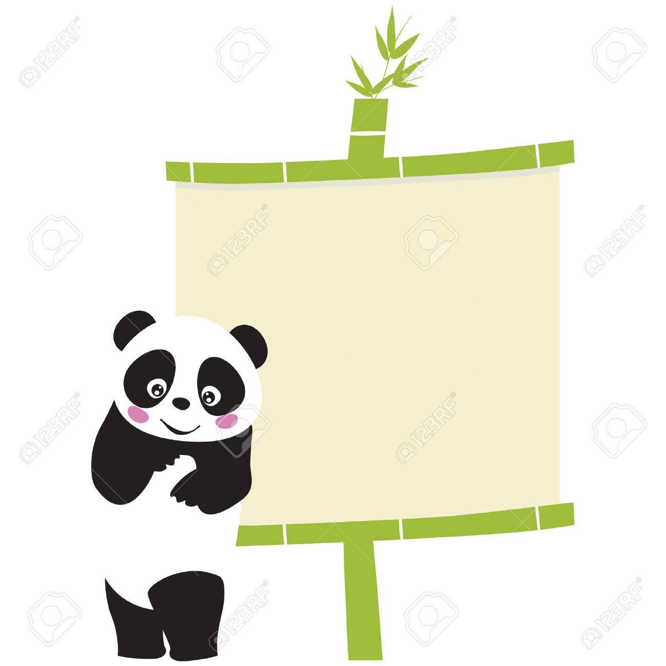 Panda Stock Vector - 5957057