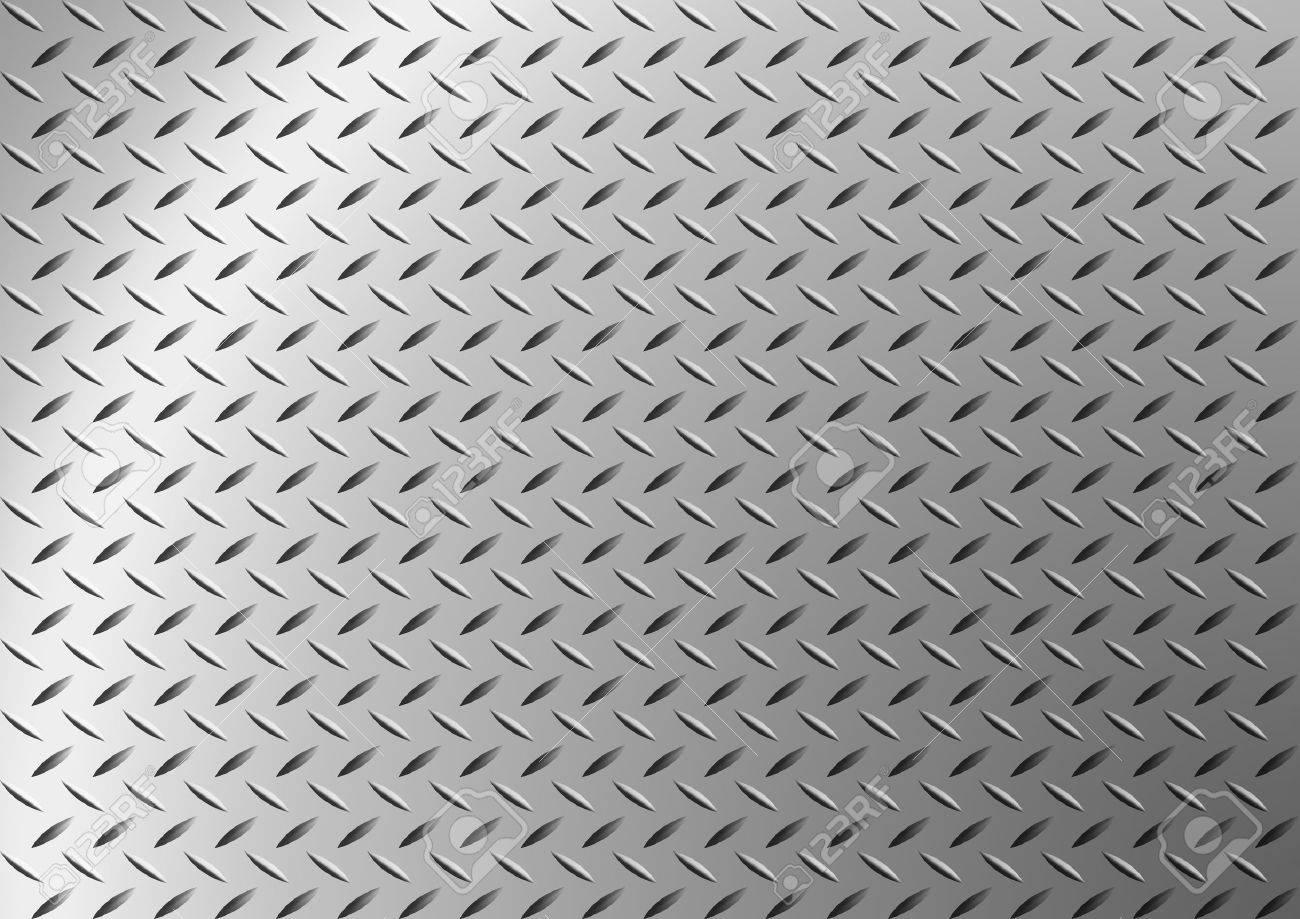 diamond metal background Stock Photo - 6936333