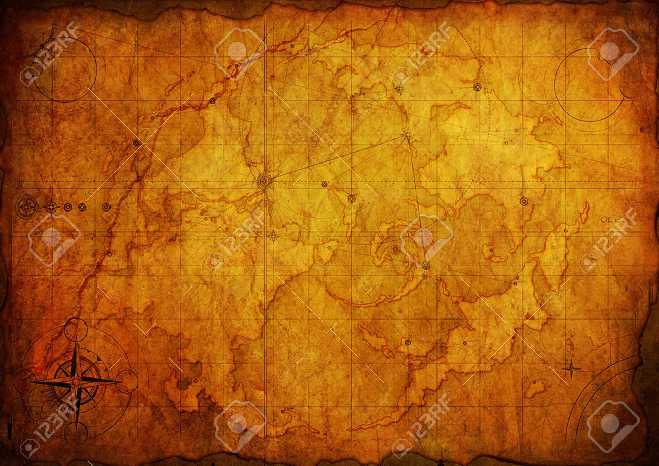 ancient map old paper texture stock photo picture and royalty