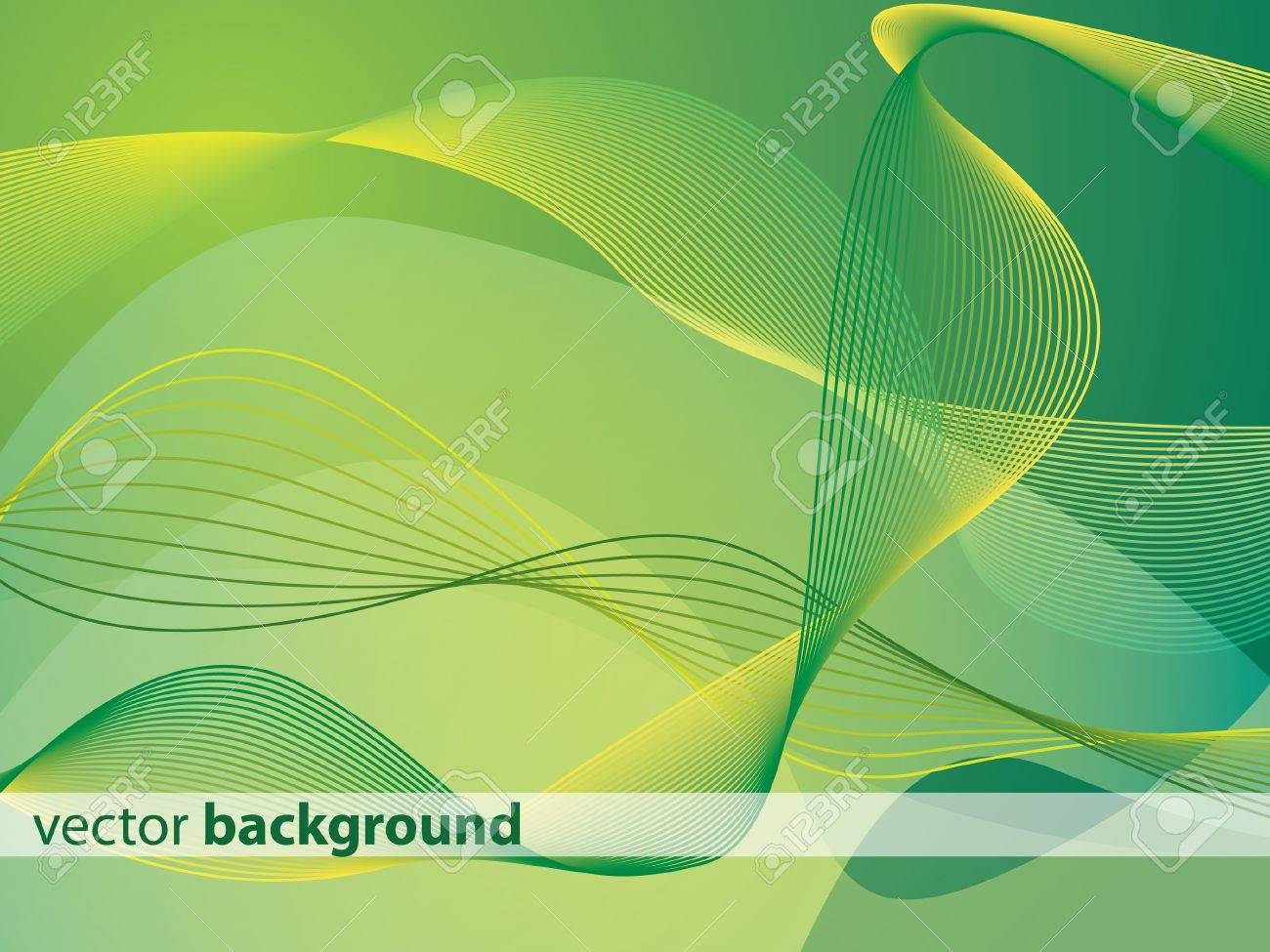 Abstract waves backgrounda Stock Vector - 7901732