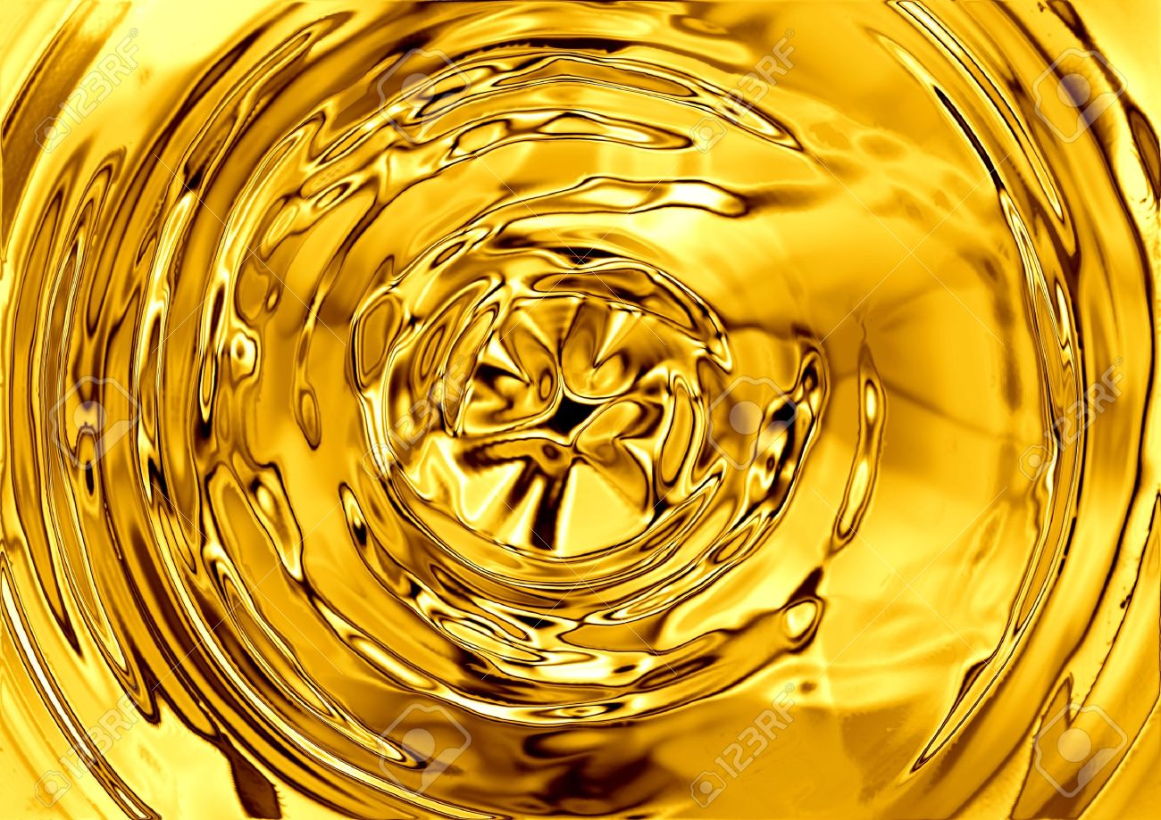 Liquid Gold Background Stock Photo Picture And Royalty Free Image Image 9499557