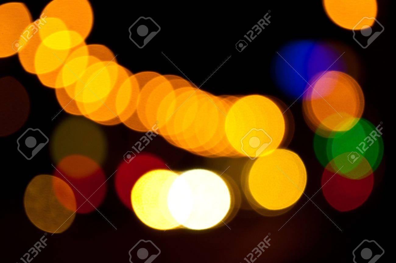 blur defocus lights Stock Photo - 10667555
