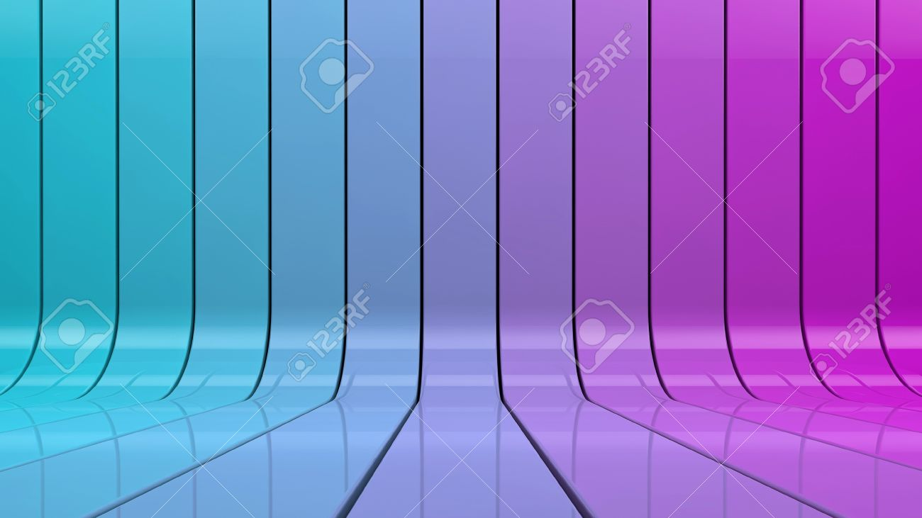 Beautiful Color beautiful color three-dimensional background stock photo, picture