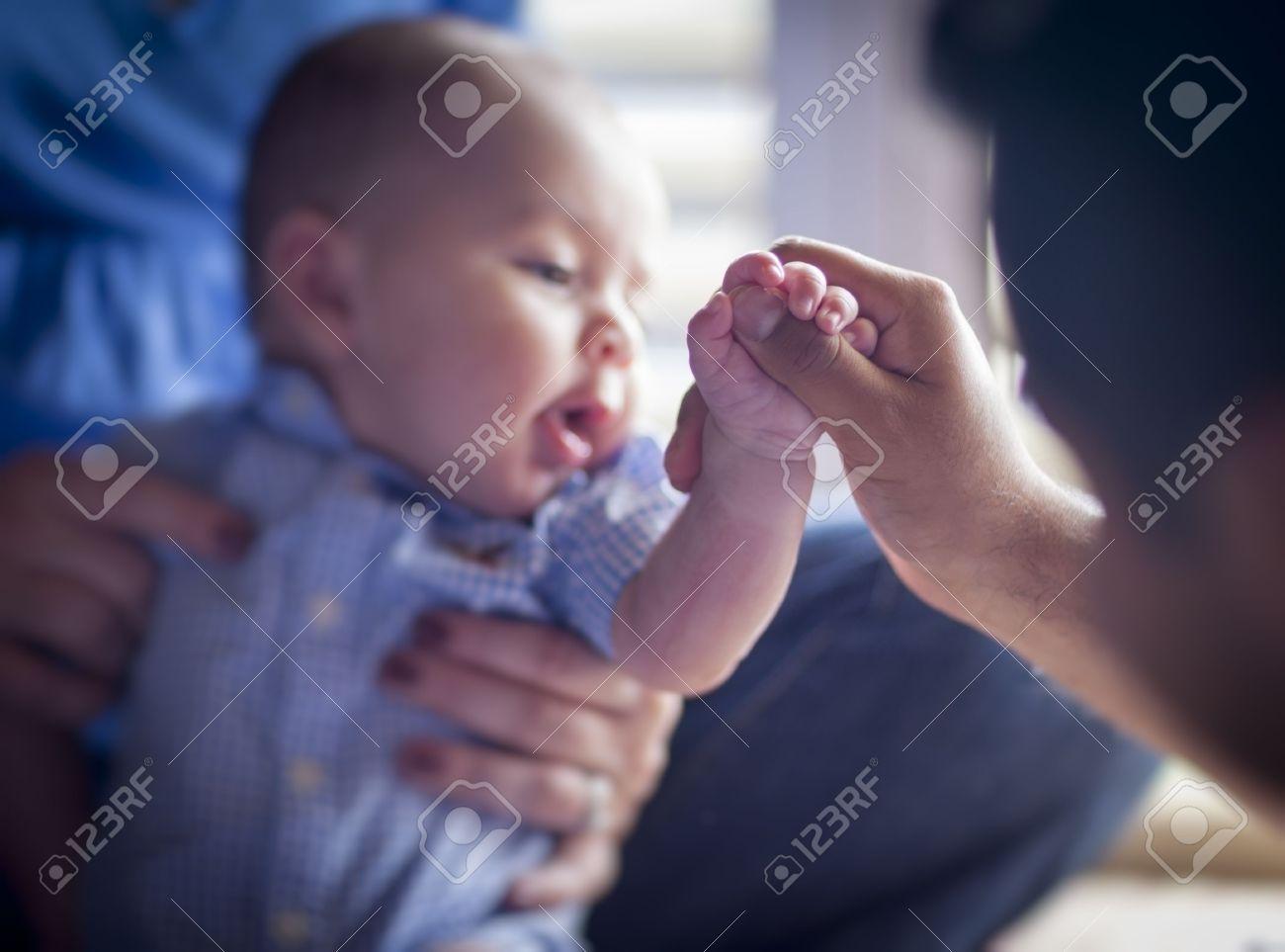 Mom and boy thumb