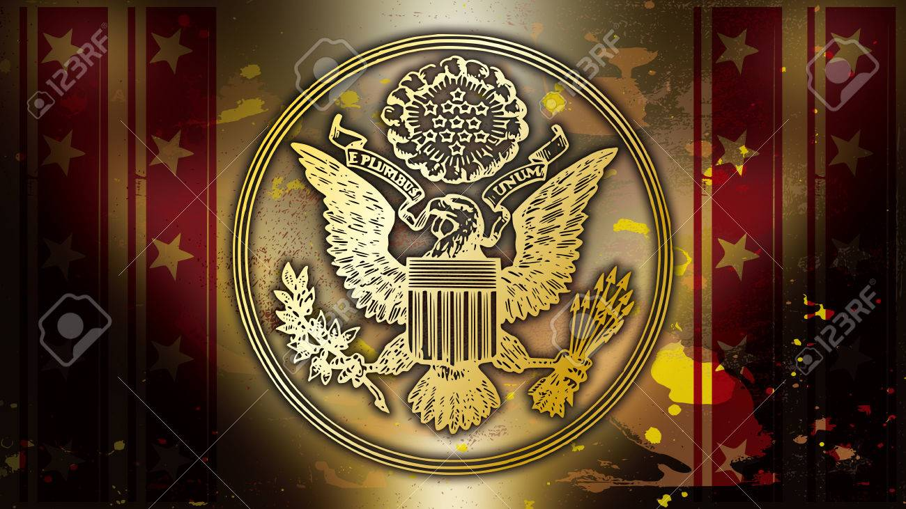 History of american patriotic symbols gold stock photo picture and history of american patriotic symbols gold stock photo 29124937 buycottarizona Choice Image