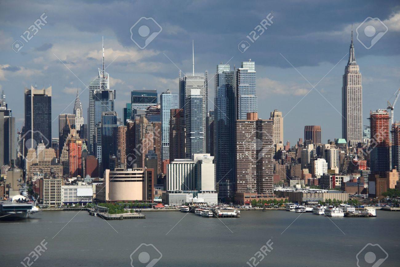 New York City Skyline Stock Photo - 4875917