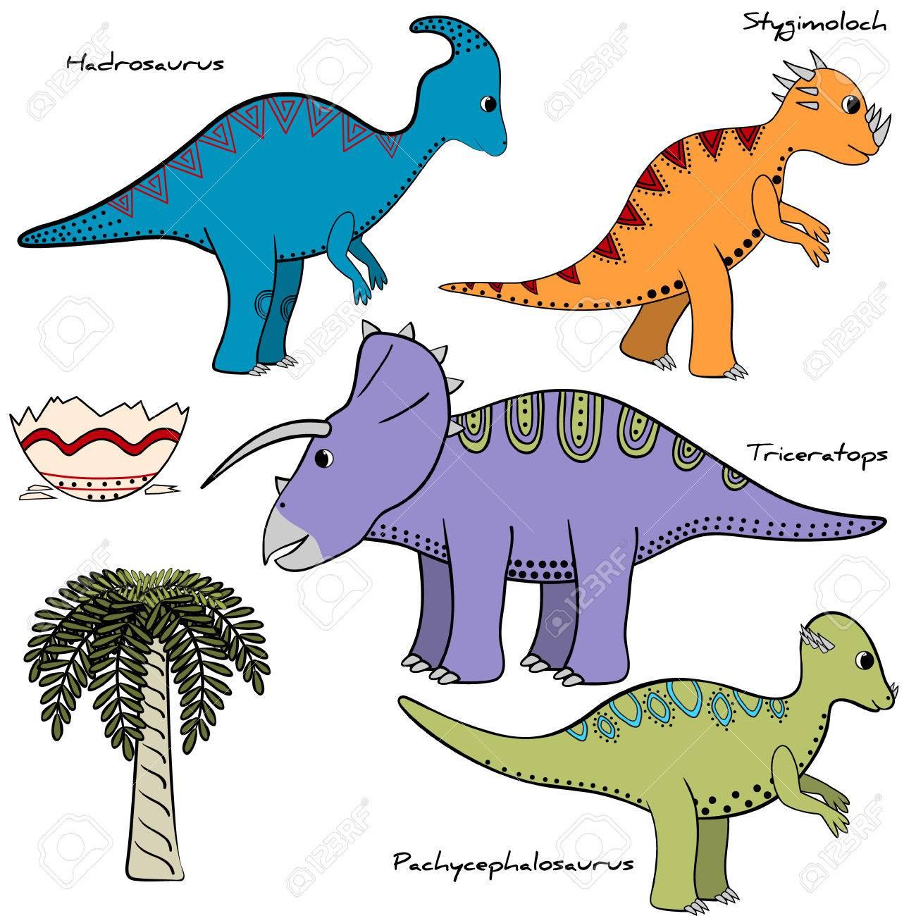 Conjunto De Dinosaurio Estilizado Con Nombres Y Elementos De Vegetacion Ilustraciones Vectoriales Clip Art Vectorizado Libre De Derechos Image 72544709 Este 2016 nos trajo un mundo alienígena cercano, una gema de la era de los dinosaurios, y una detección cósmica que podría dar inicio a una nueva era en la astronomía. conjunto de dinosaurio estilizado con nombres y elementos de vegetacion