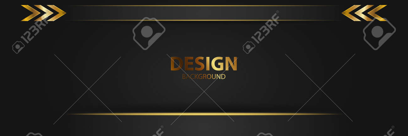 banner Abstract vector background board for text and message design modern - 153301153