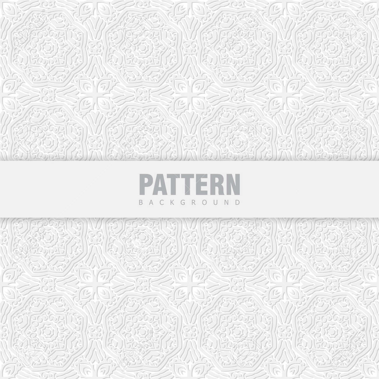 oriental patterns. background with Arabic ornaments. Patterns, backgrounds and wallpapers for your design. Textile ornament - 155745348