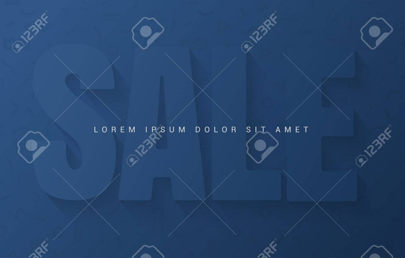 Modern Web Banner For Sale. Vanguard Banner Template For A Special ...