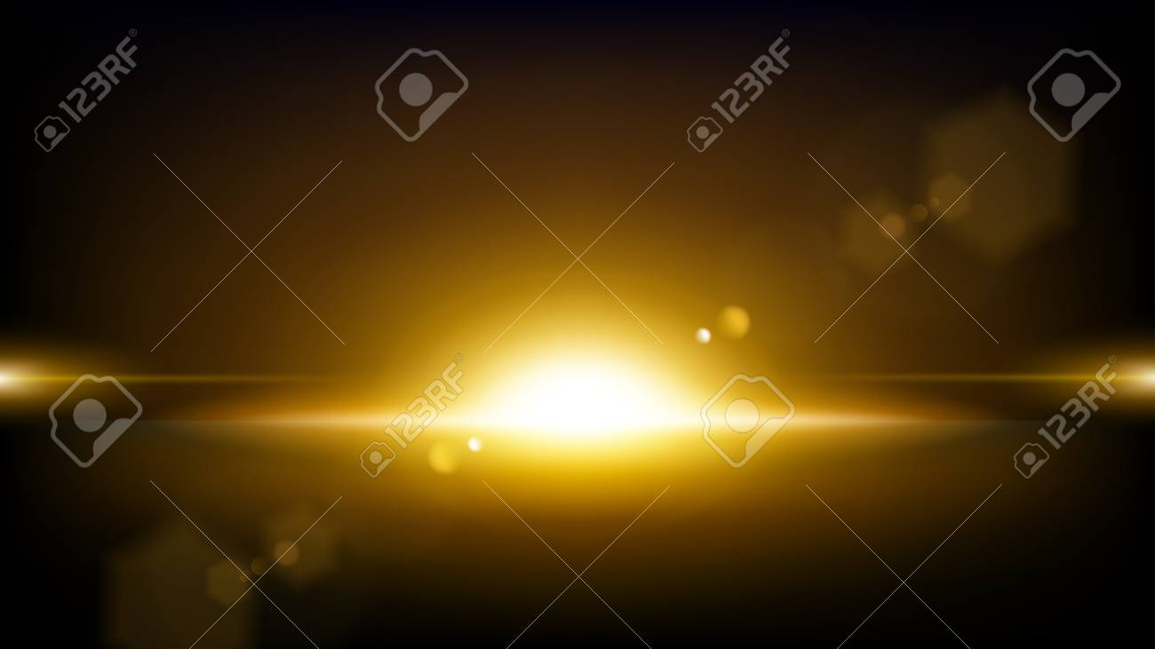 gold rays rising vector illustration stock vector 67913457