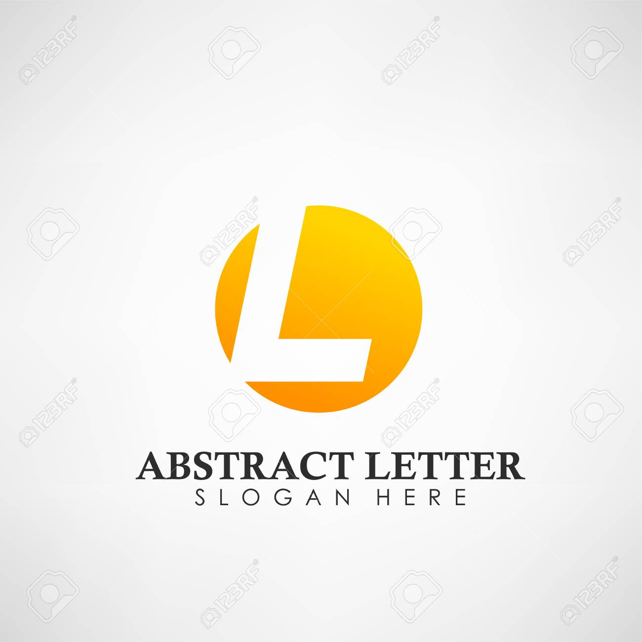 Abstract Letter L logotype. Suitable for trademarks, company logo, and other. Vector Illustration - 108462742