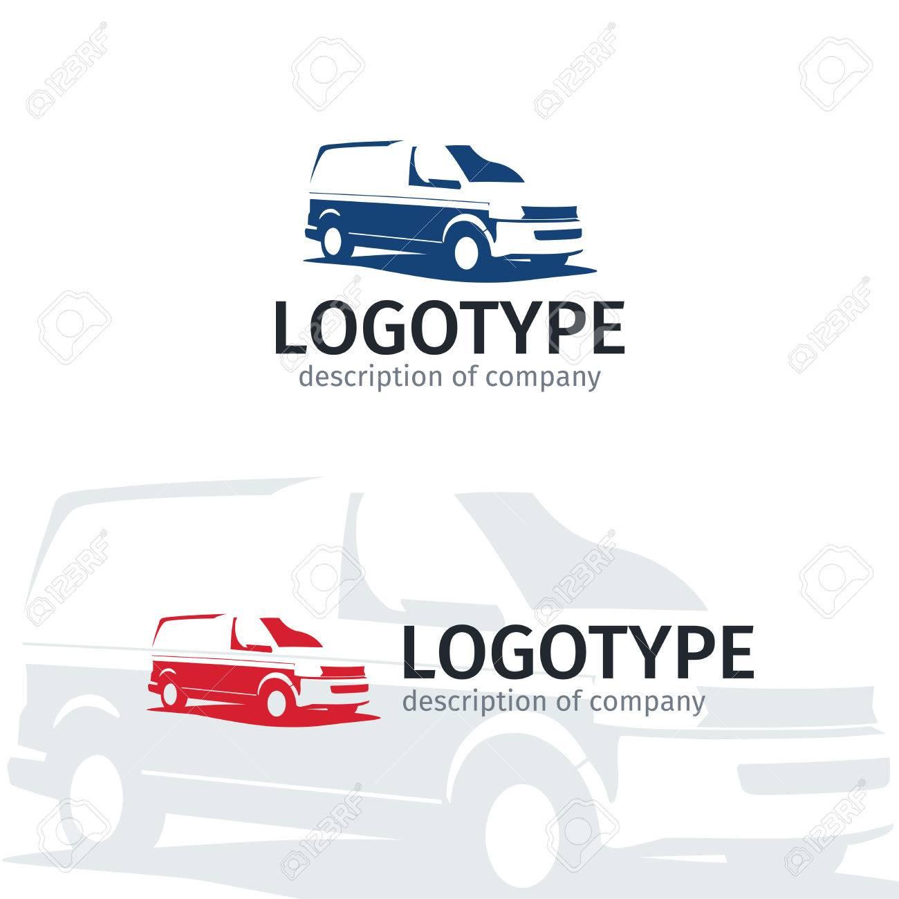 Car repair or delivery service label. Vector logo design template. Concept for automobile repair service, spare parts store. - 84037573