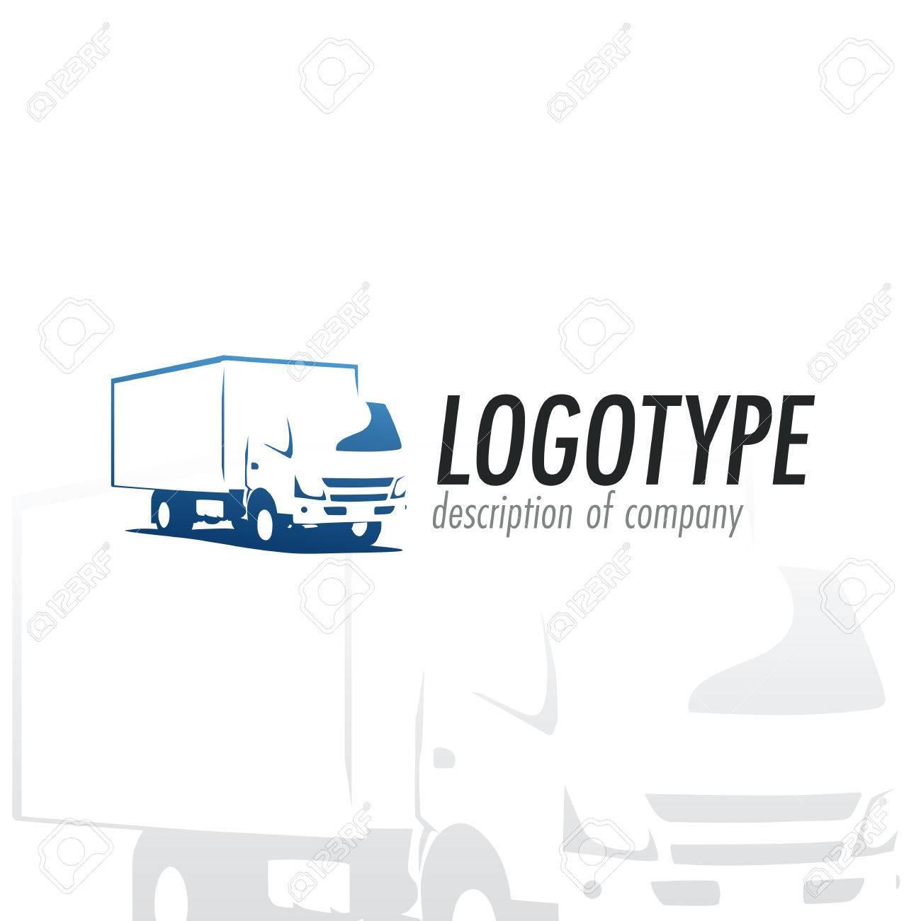 Car repair or delivery service label. Vector logo design template. Concept for automobile repair service, spare parts store. - 84037604
