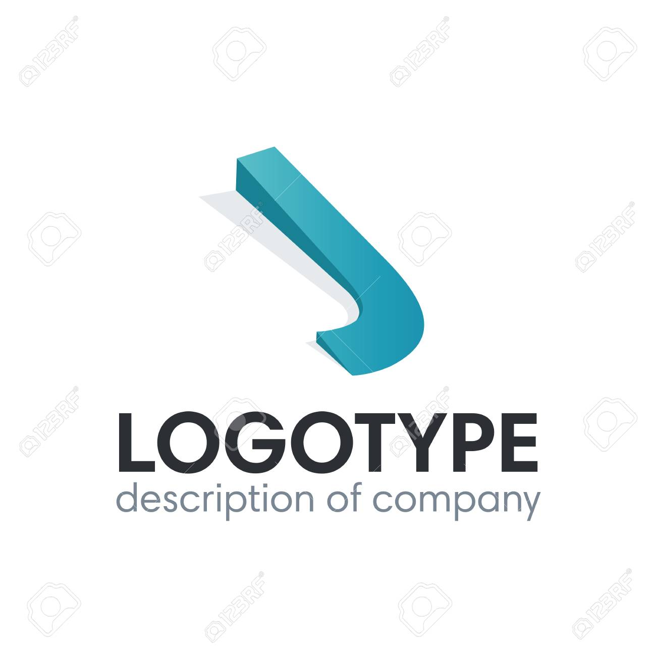 Letter J logo icon design template elements - 84049332