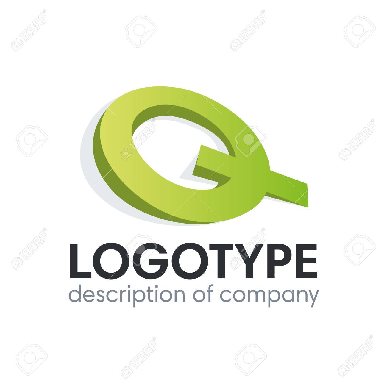 Letter Q logo icon design template elements - 84049338