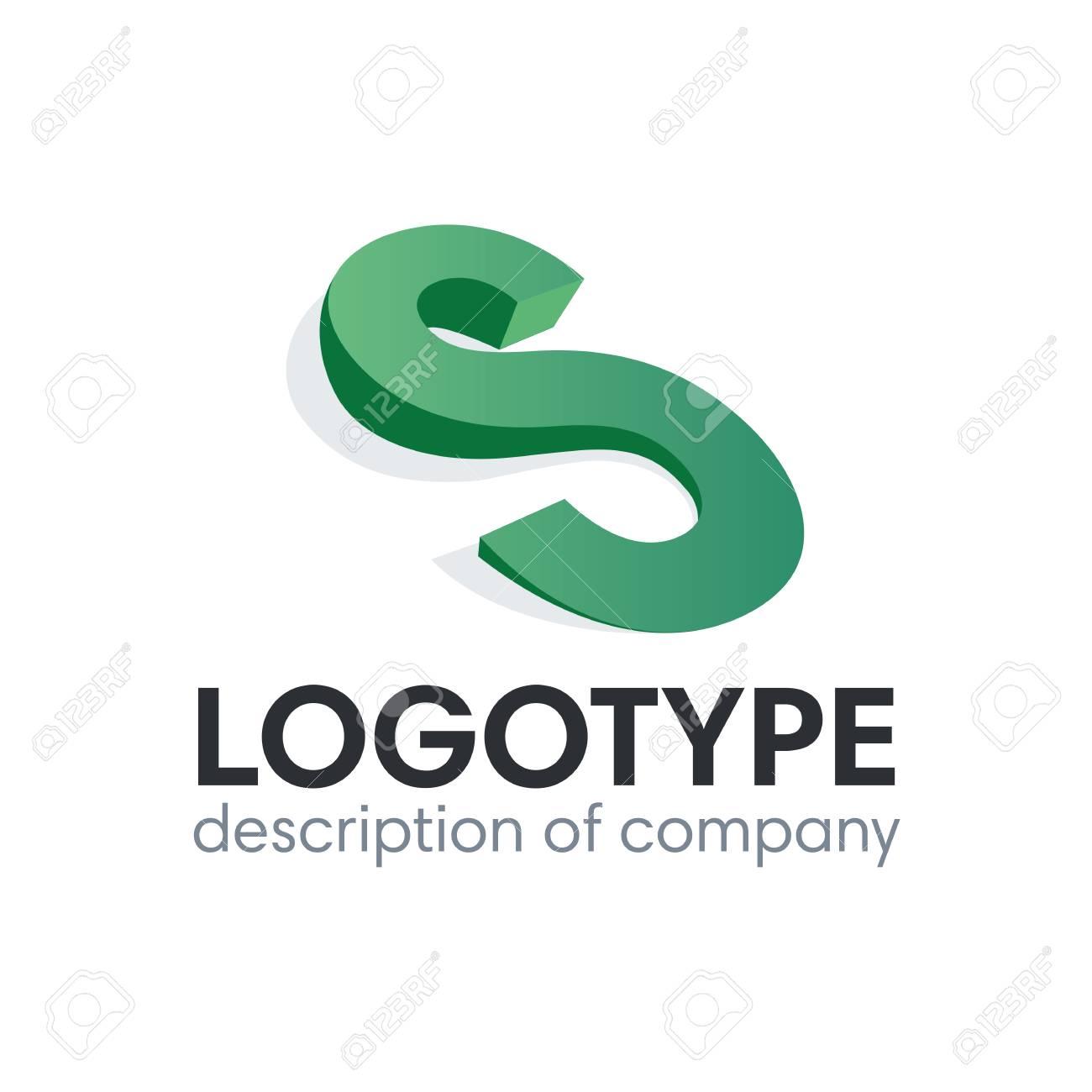 Letter S logo icon design template elements - 84049340