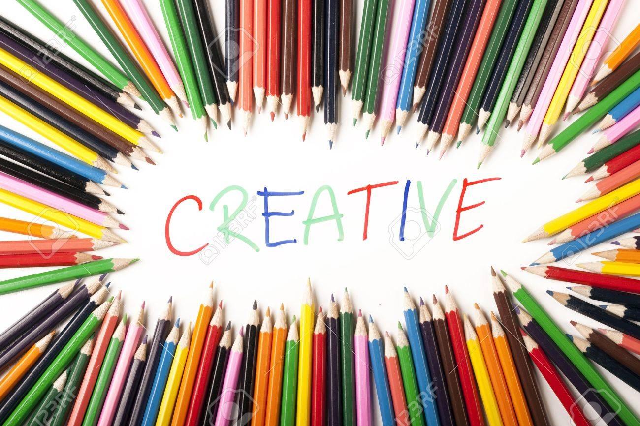 Creative! Stock Photo - 6120181