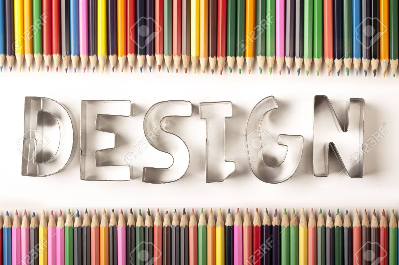 Design and Colours! Stock Photo - 6120169