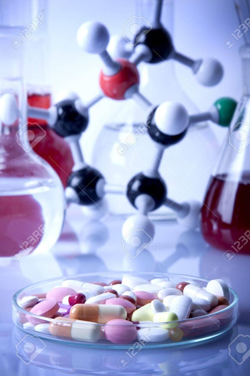 Pills, Drugs, Medicines Stock Photo - 6188001