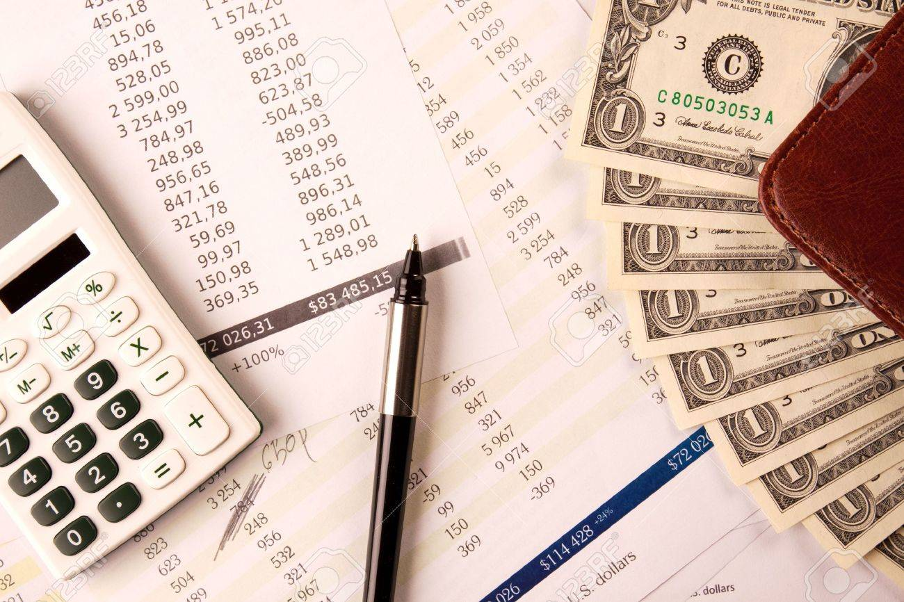 Finance and Business Stock Photo - 6563786