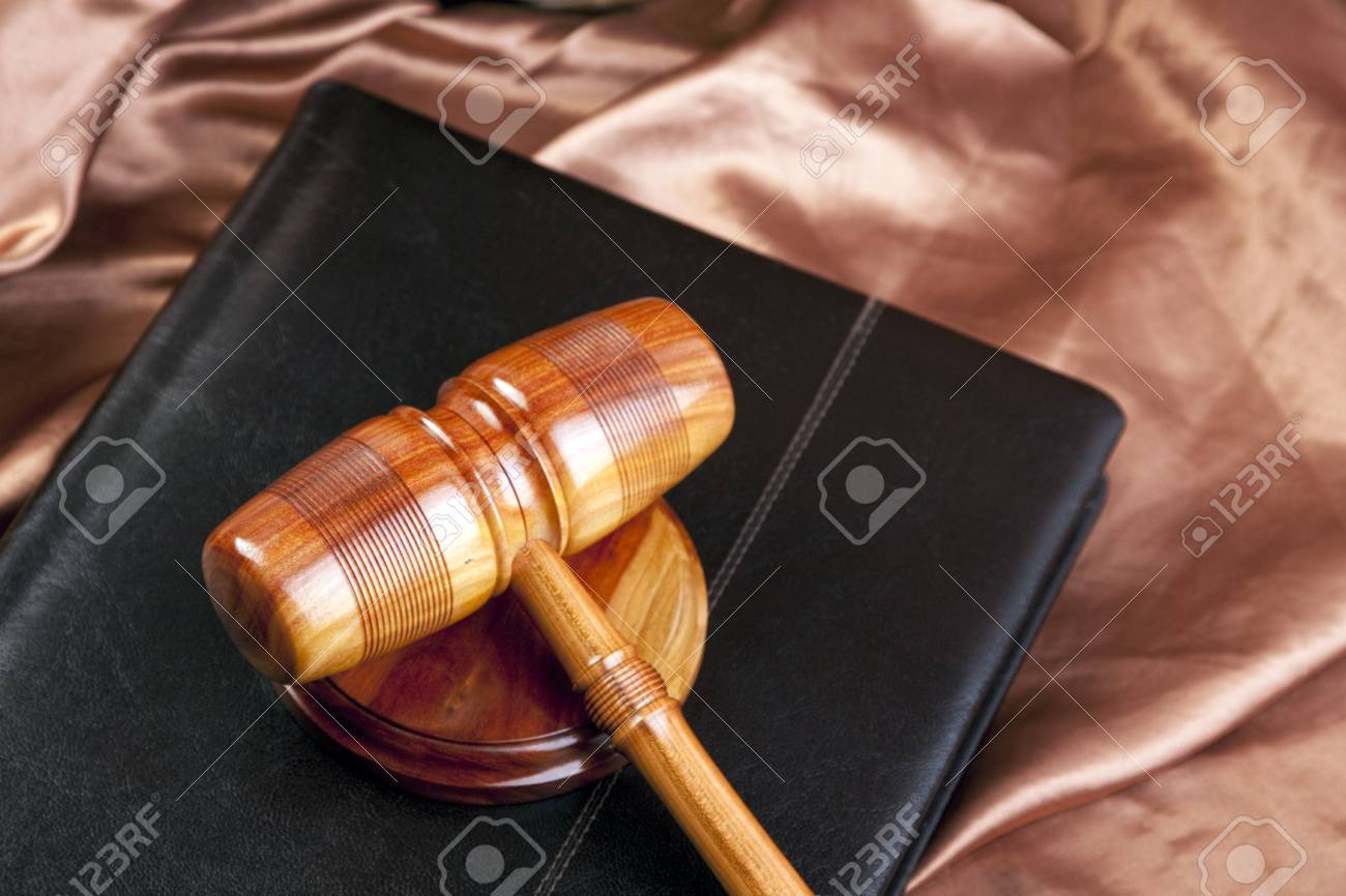 corruption in the courtroom Stock Photo - 7201668