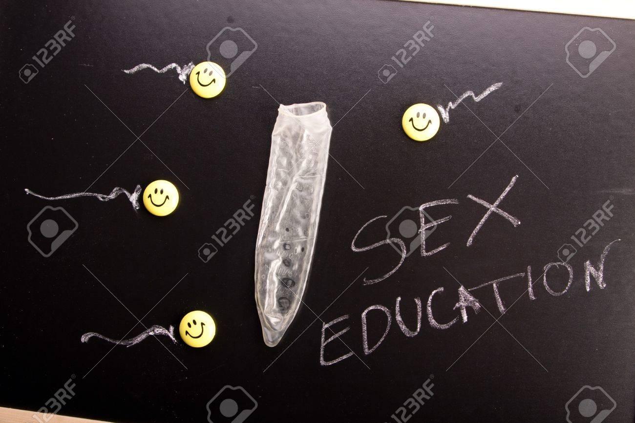 abc of sex education Stock Photo - 7201694