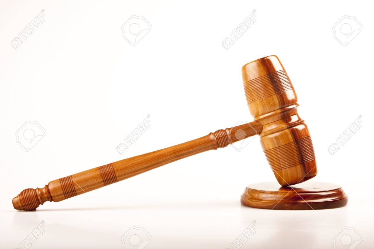 Mallet of justice Stock Photo - 7202105