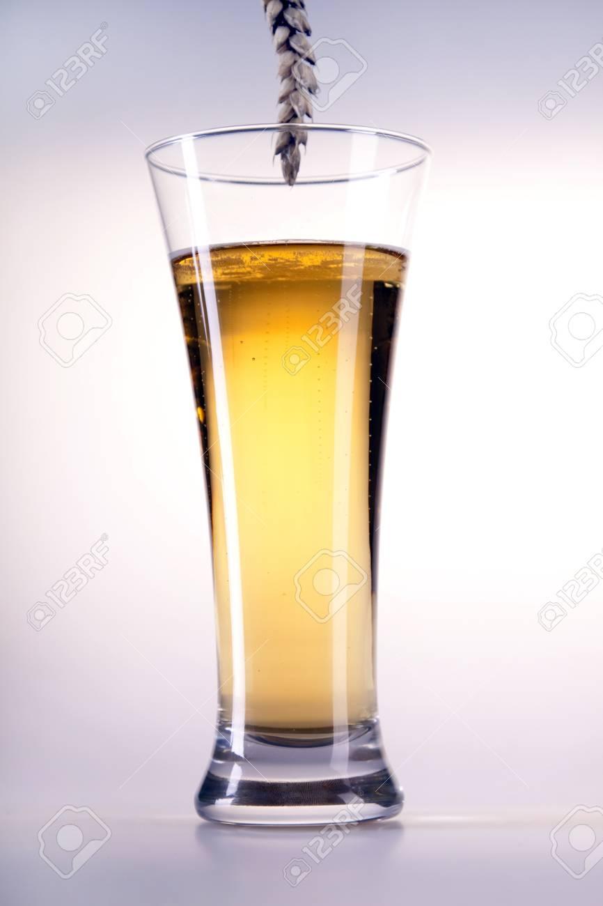 Perfect beer! Stock Photo - 7898874