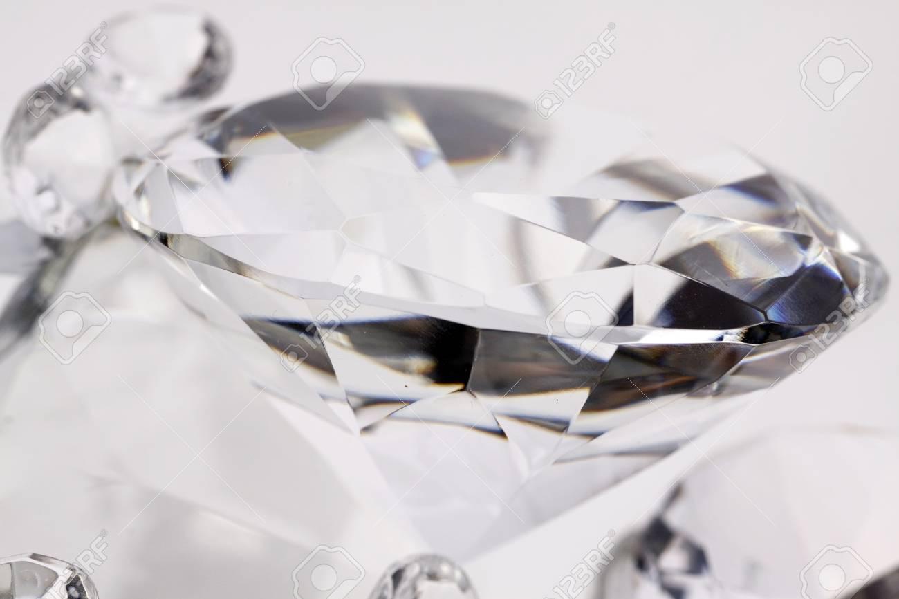 Jewels on mirror background Stock Photo - 13641215