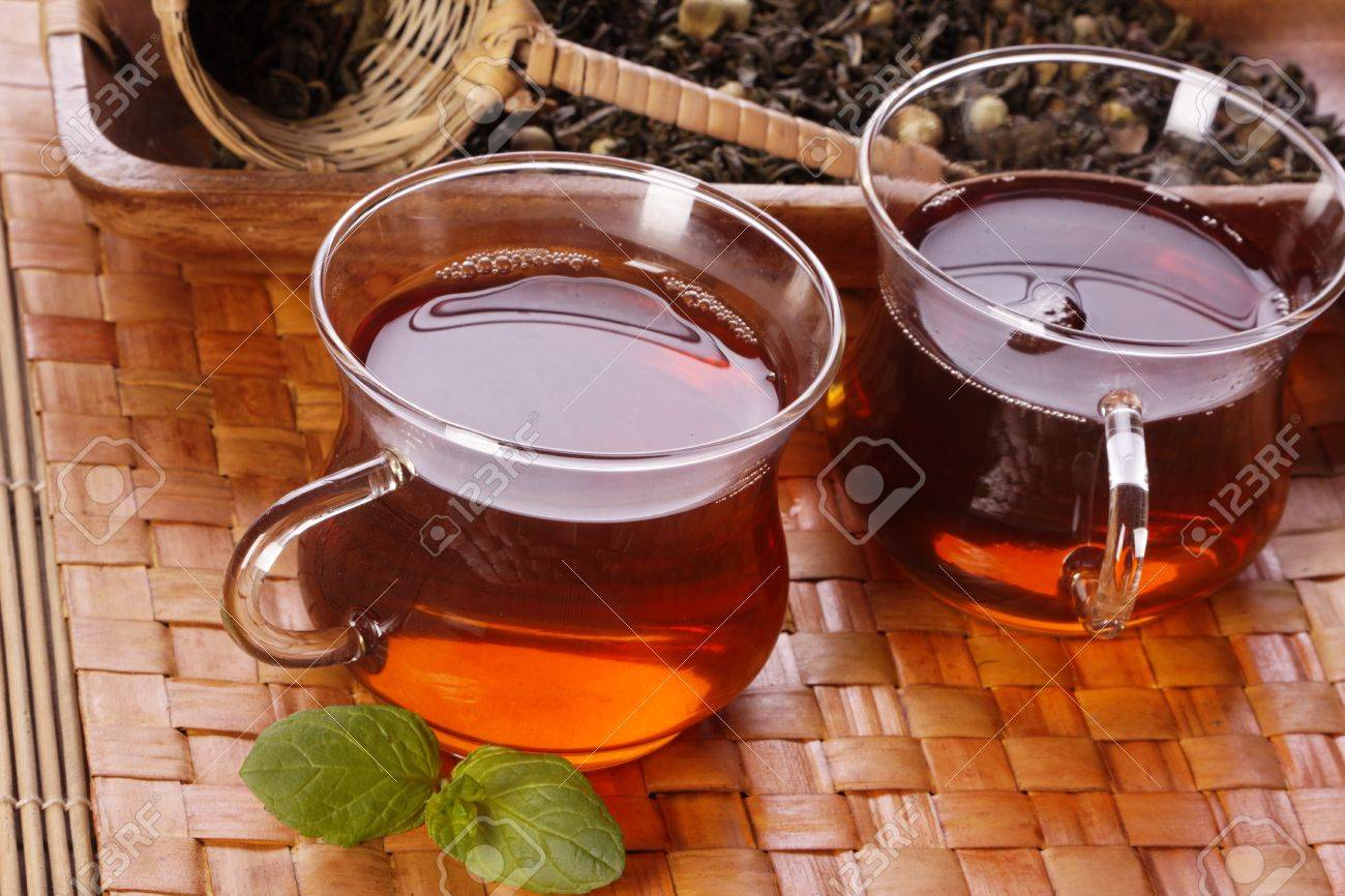 Tea! Stock Photo - 8803164