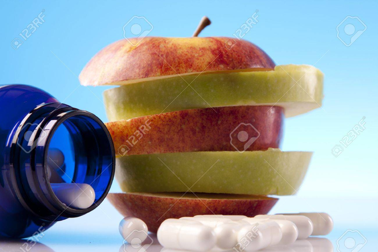 Nutrition science Stock Photo - 9695652
