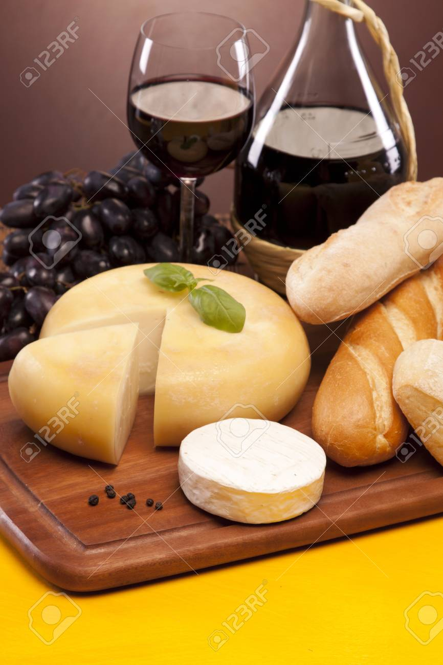 Cheese composition Stock Photo - 10127681
