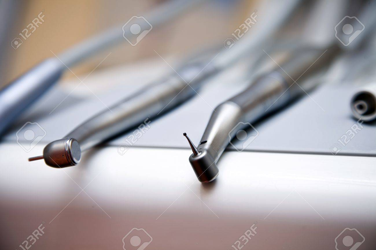 Dental office and equipment Stock Photo - 13008235