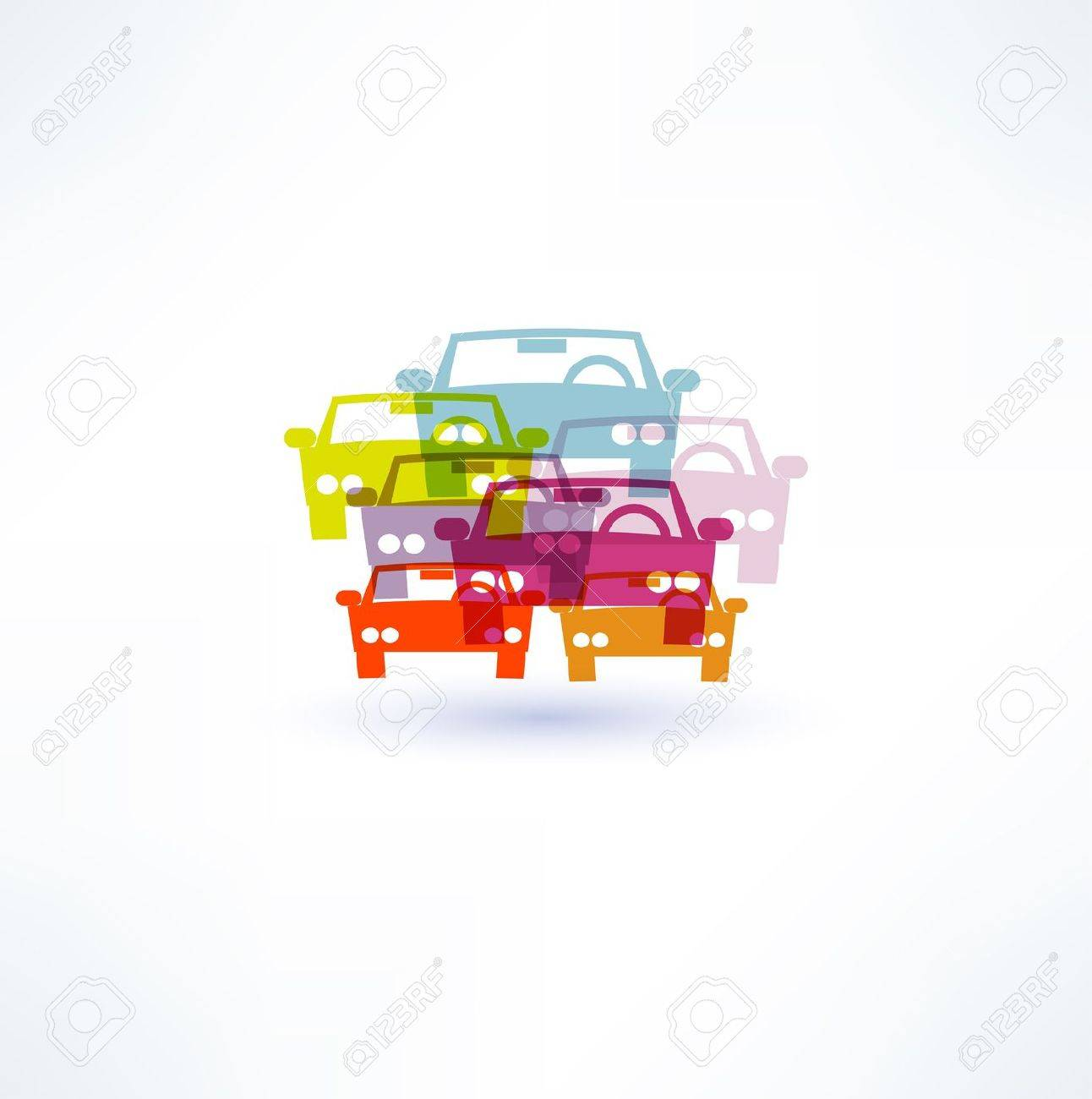 Car icon - 15567722