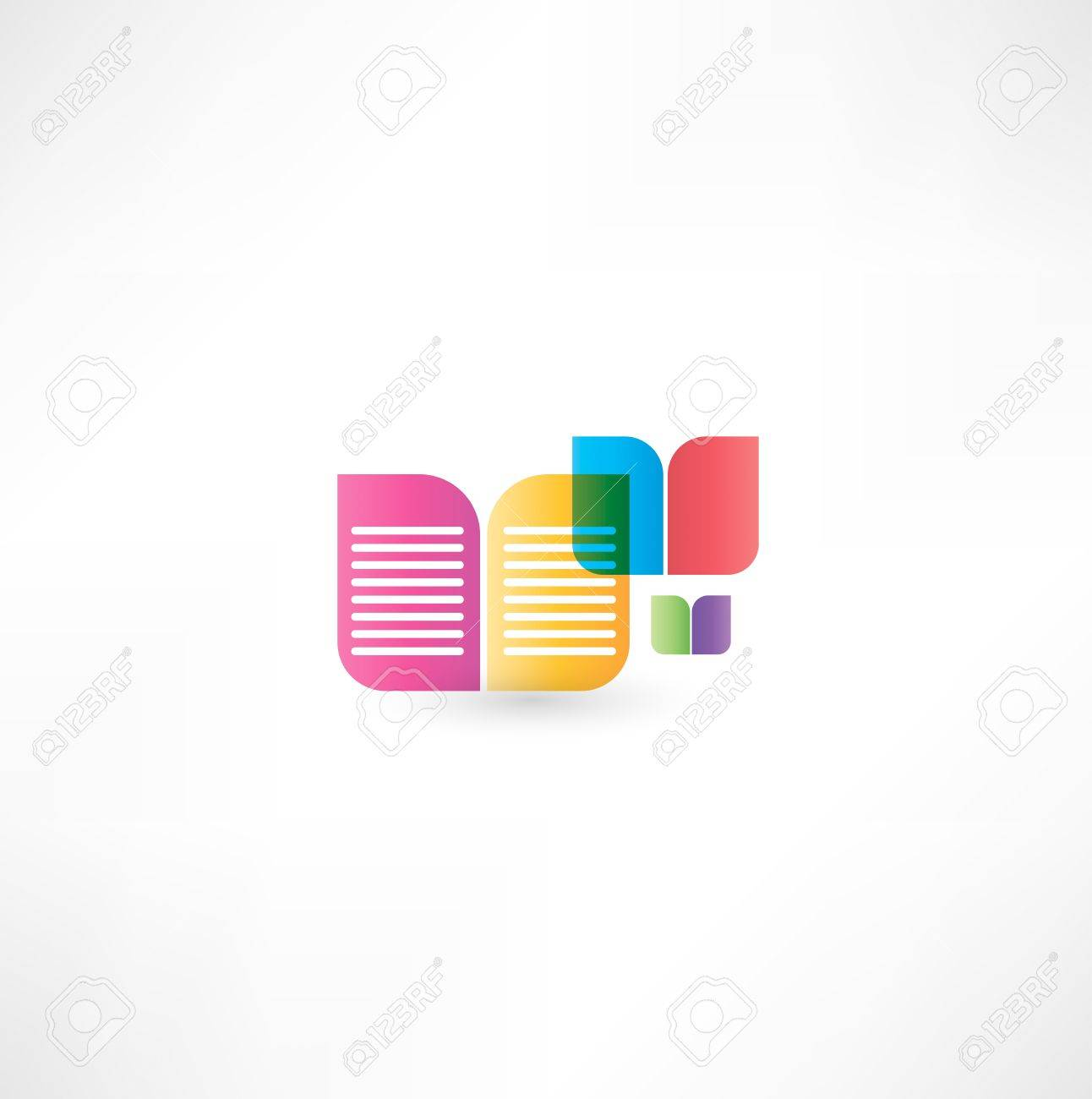 Book icon Stock Vector - 16138433