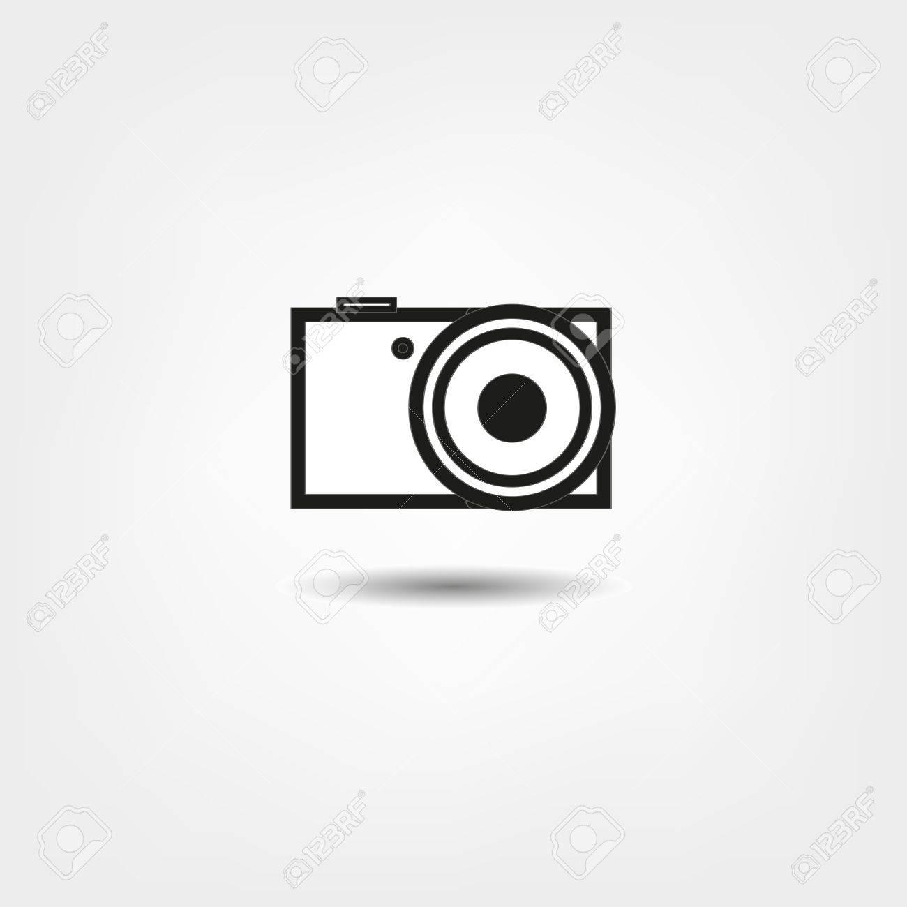 Camera Icon Stock Vector - 16282474
