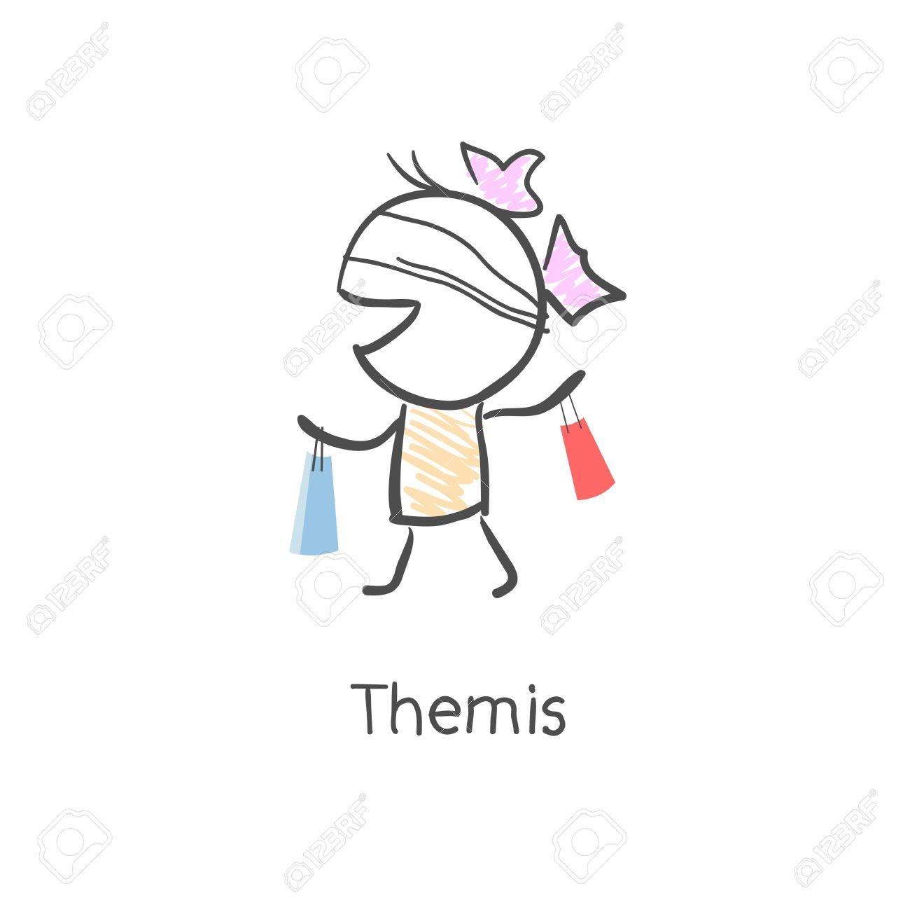 Themis Stock Photo - 16836513