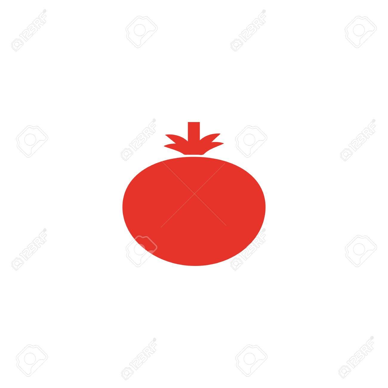 tomato icons Stock Vector - 17259014