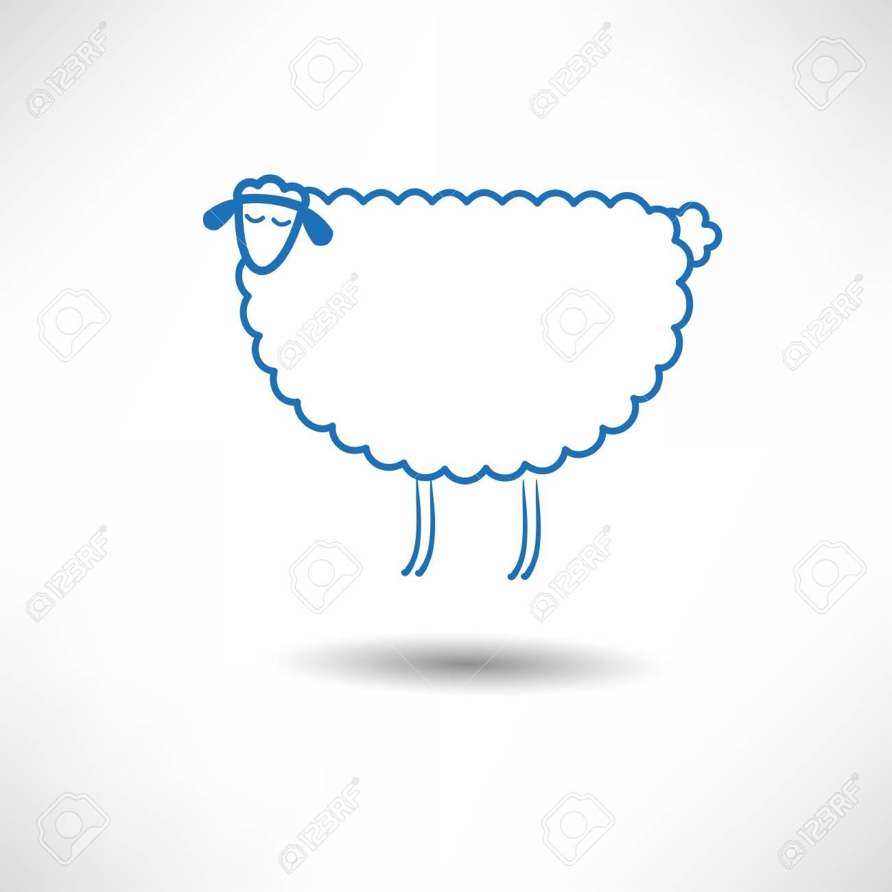 lamb Stock Vector - 17588378