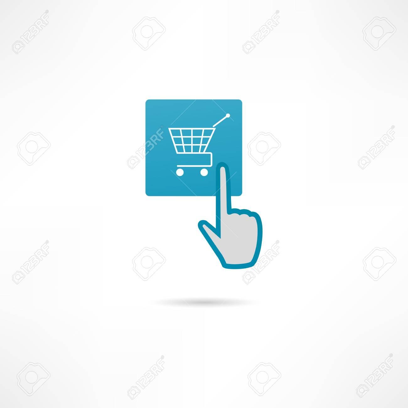 purchase icon Stock Vector - 17954850
