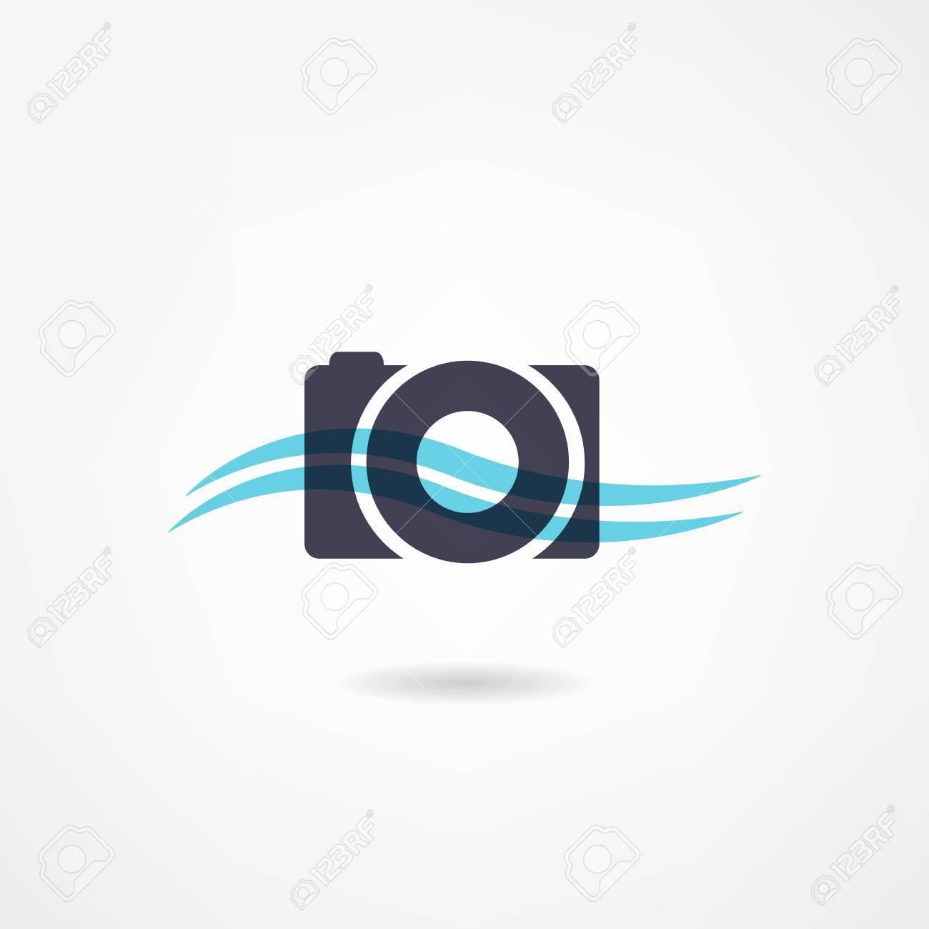 photo icon Stock Vector - 21602391