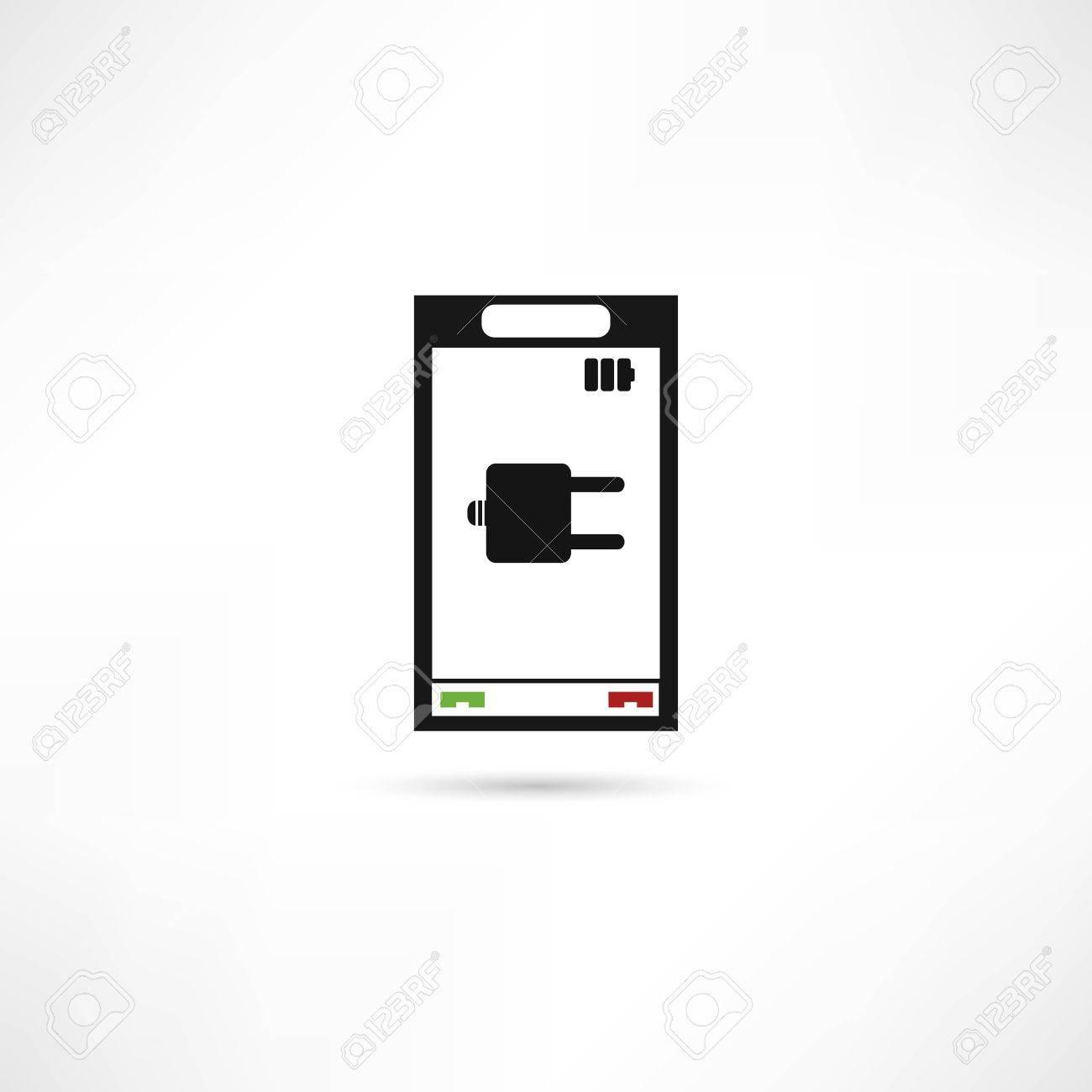 phone icon Stock Vector - 22536156