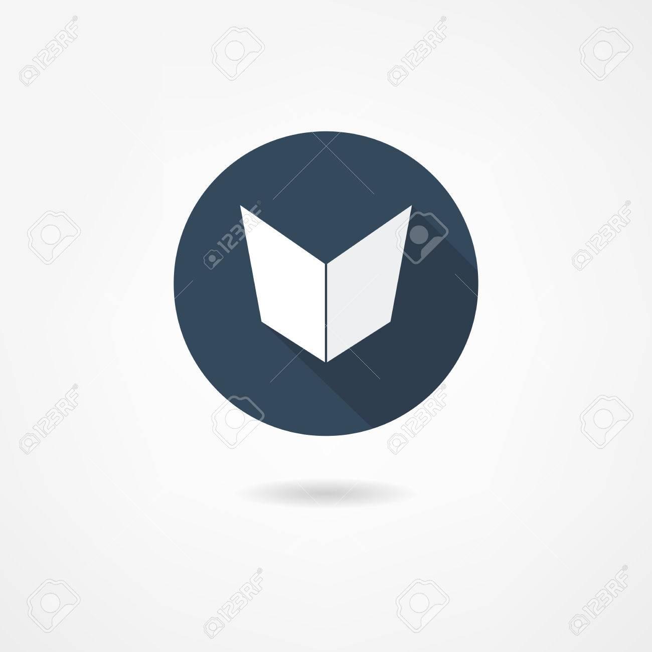 book icon Standard-Bild - 22866470
