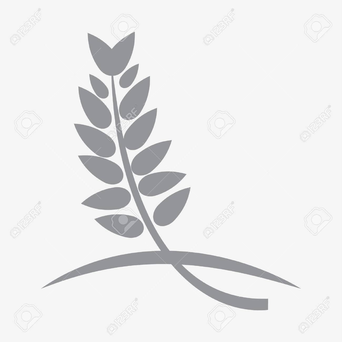 wheat icon - 32204358