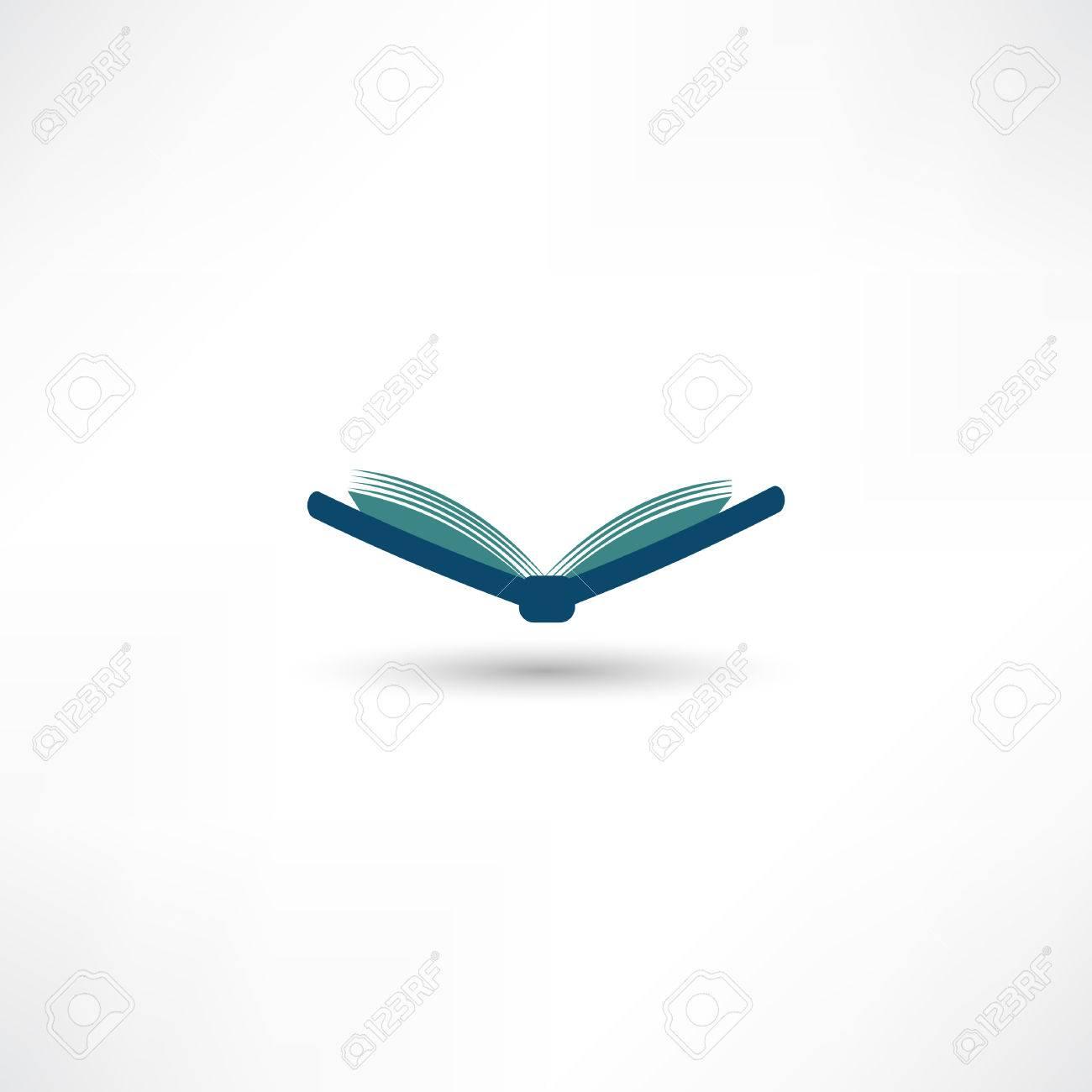book icon Standard-Bild - 32204519