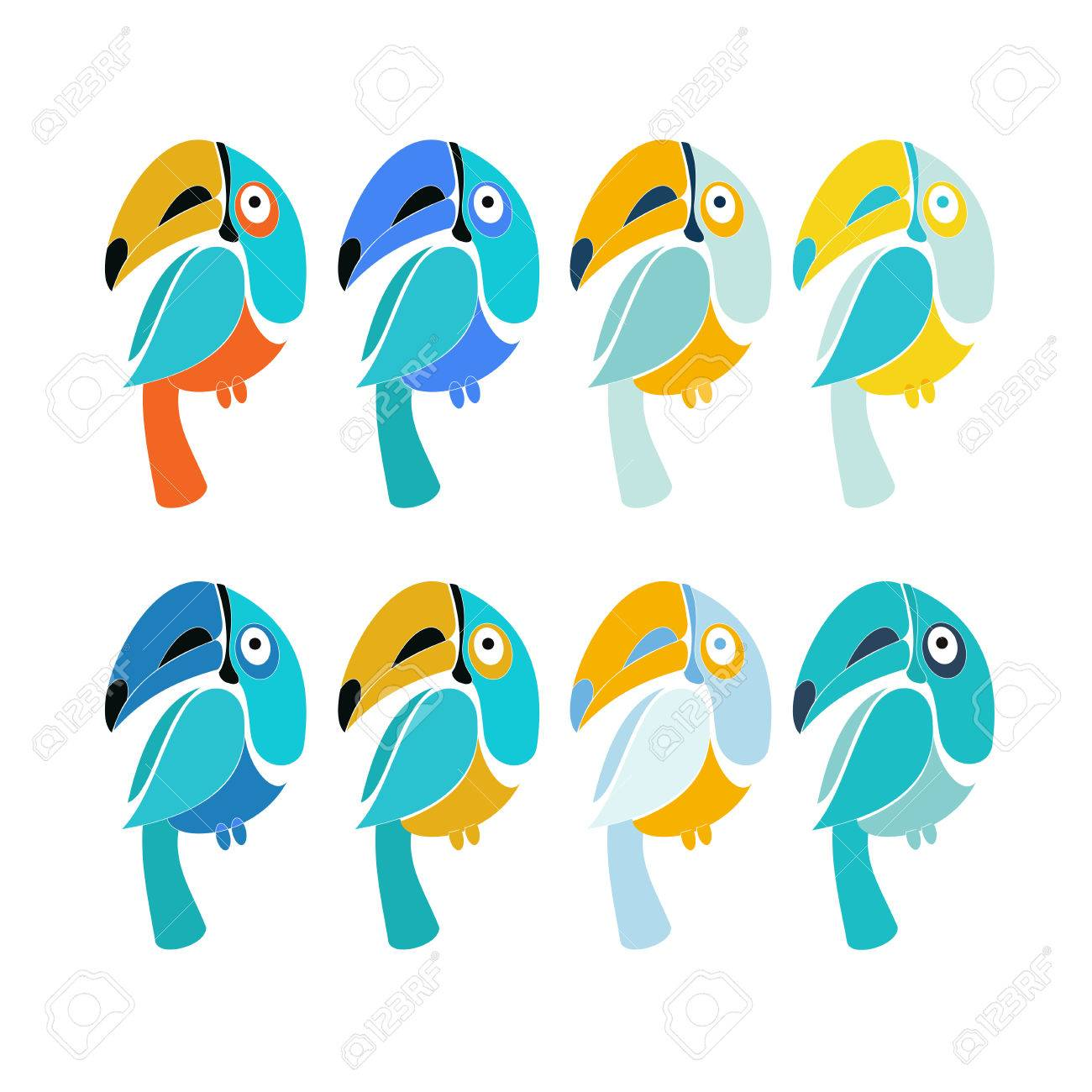Vector set of design elements birds signs and symbols humming vector set of design elements birds signs and symbols humming bird pigeon biocorpaavc Images
