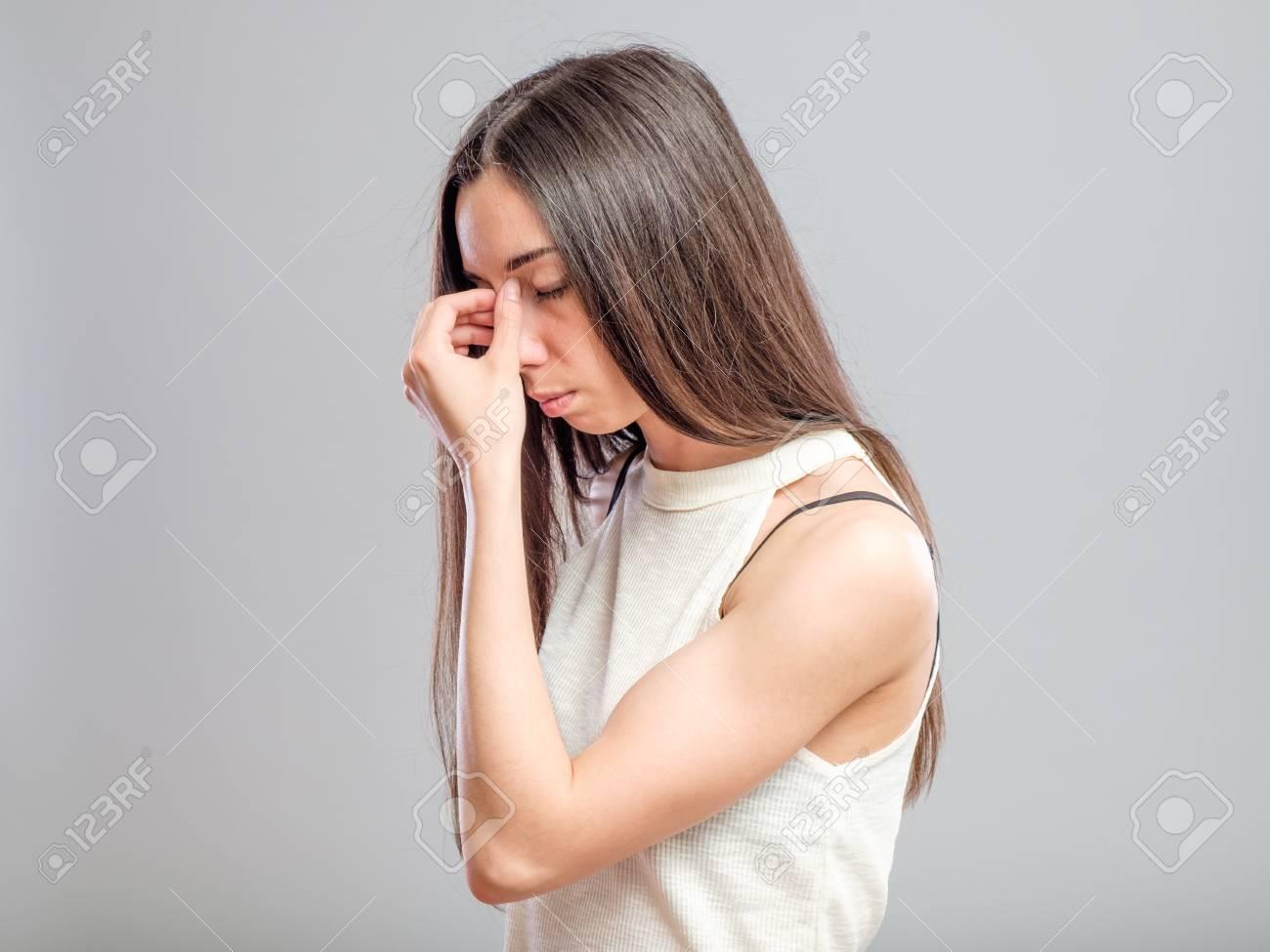 Puente de dolor de nariz