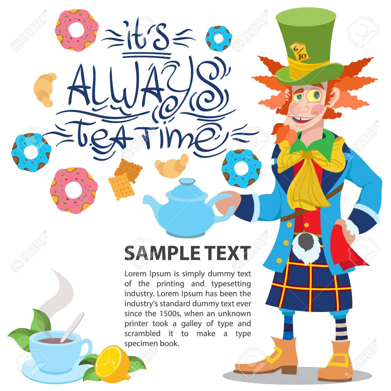 Clipart cup mad hatter tea, Clipart cup mad hatter tea Transparent FREE for  download on WebStockReview 2020