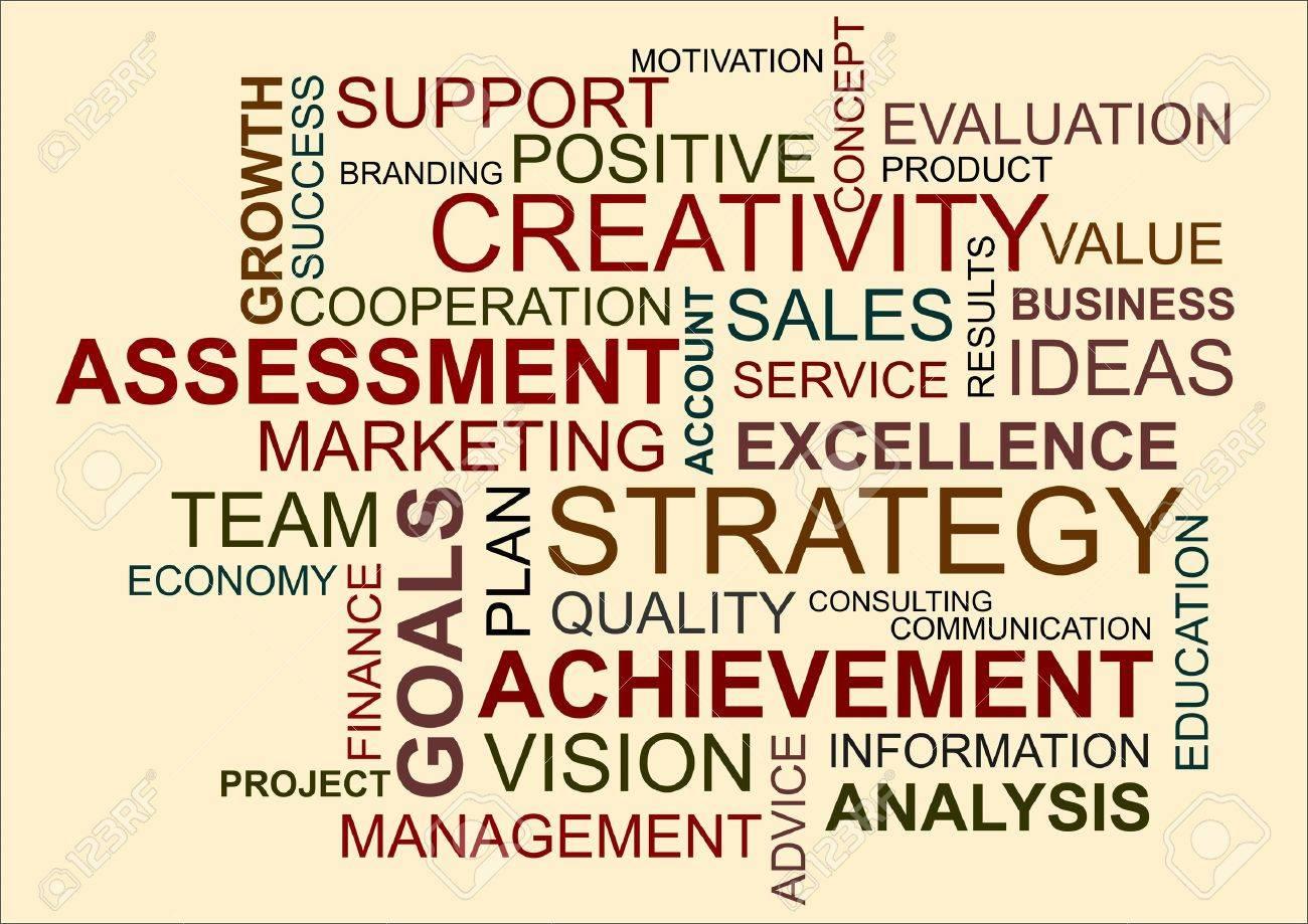 business word cloud - 14730728